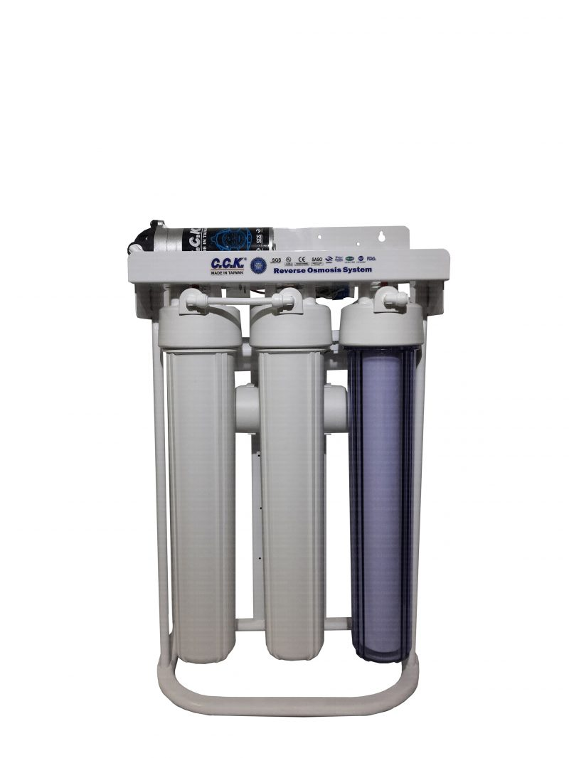 دستگاه تصفیه آب نیمه صنعتی مدل RO400GP36ST