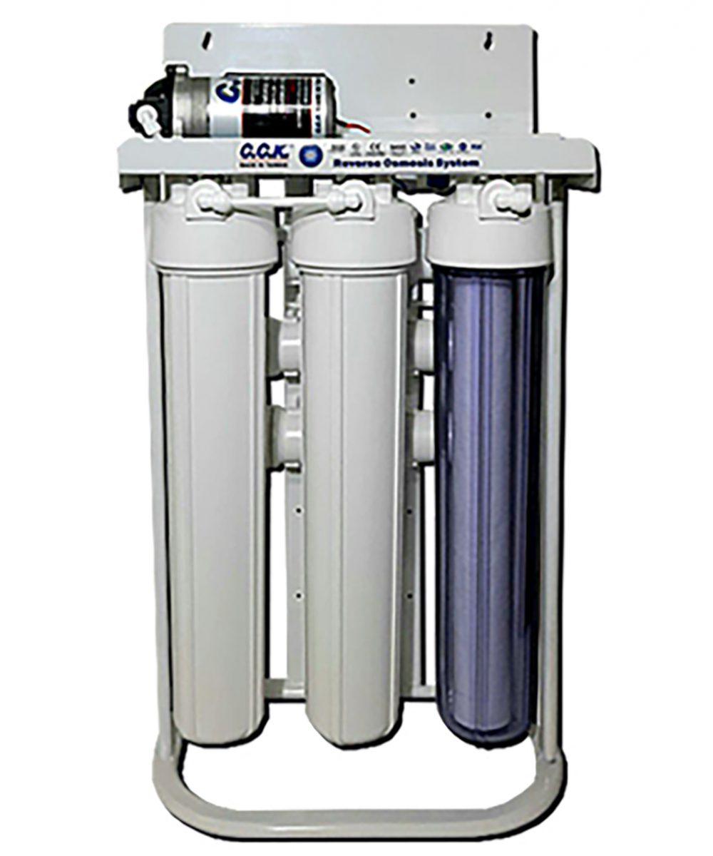 دستگاه تصفیه آب نیمه صنعتی 200گالنRO200GP36s (d)